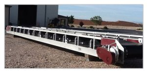36X60 AGGREGATE DUTY STACKABLE CONVEYOR AGG DUTY
