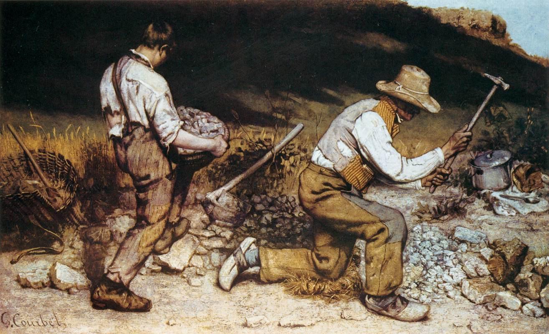 Gustave_Courbet_-_The_Stonebreakers_-_WGA05457